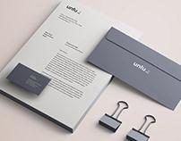 Branding & Identity Mockup - PSD