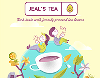 Jeal's Tea