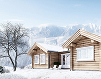 Snow Cabin