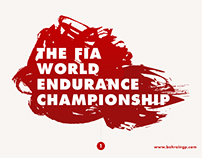 The World Endurance Championship Presentation Template