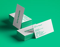 SYNTEGON | Visual Identity