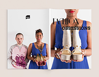 Fashion Obsessions Magazine