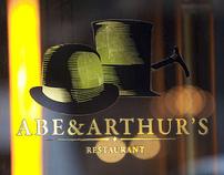 Abe & Arthur's - Brand Development