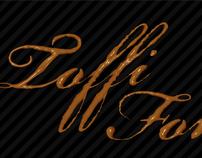 TOFFI FONT
