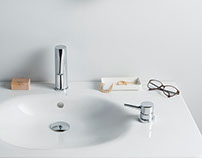VitrA Nest Bathroom Product Range