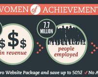 Women of Achievement Month