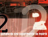 Carteles Semana de Cine Experimental de Madrid