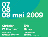 2009 Posters