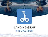 Landing Gear visualizer - mixed reality app - safran
