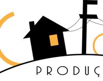 CAFOFO Produçoes Logo Design - Rio de Janeiro, Brazil
