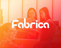 FABRICA   Visual Identity