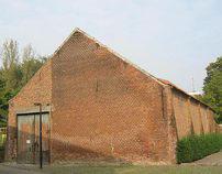 restauratie gasthuisschuur te Herentals