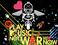 2009_ Play Music Not War