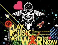2009_ Play Music Not War