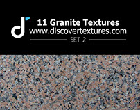 Set of granite texture 2