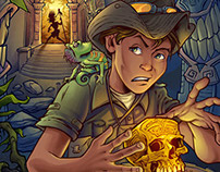Explorer Book Cover