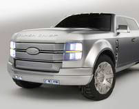 Ford Super Chief Concept - 2006