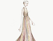 Dior Illustrations