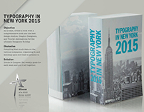 Typography In New York 2015