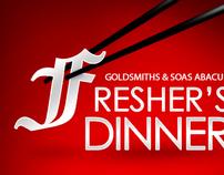 Fresher's Dinner