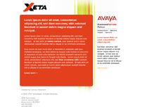 Xeta Technologies HTML Email Blast
