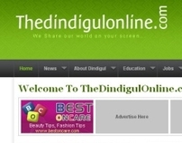 The Dindigul Online -  Portal we share our world