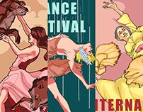 Poster : 3rd Annual International Dance Festival