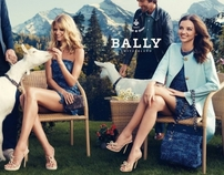 Bally Spring Summer 2012 Campaign
