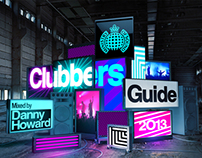Ministry of Sound Clubbers Guide 2013