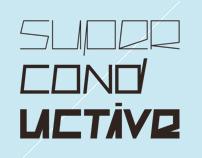 Superconductive Font