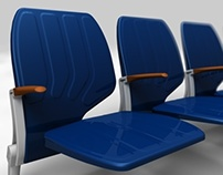 WING - waiting seat concept