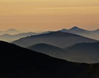 Snowdonia - panoramas and impressions