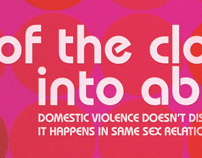 Blackburn and Darwen Council - Domestic Abuse Campaign