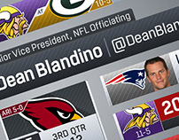 NFL NETWORK Insert System