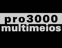 Branding for PRO3000 MULTIMEIOS (2011)