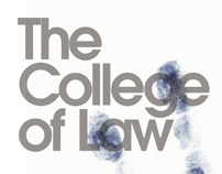 The College of Law - Manchester Launch Ad Campaign