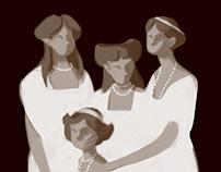 Romanov Daughters