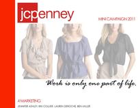 JCPenney Mini Campaign