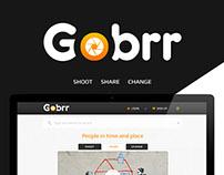 Gobrr - Plateforme de partage de vidèos