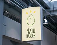 Naturandes - Rebranding