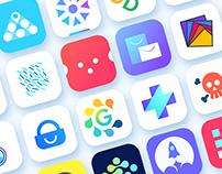App Icons & Logo Symbols Pack