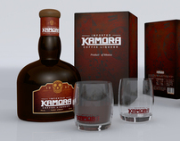 Coffee Liqueur Packaging and Advertising