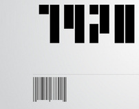 Coded Typeface