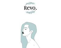 Packaging Label Revo.