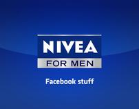 NIVEA - facebook stuff