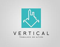 Logotipo - Vertical Trabalhos em Altura