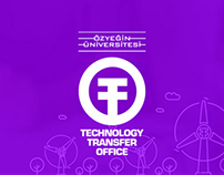 ÖzÜ Technology Transfer Office - Branding