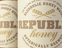 Craft Beer - Honey Republik