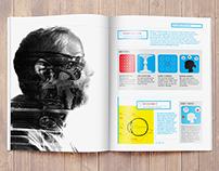 Designing Perception - Wired magazine layout