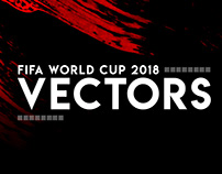 Fifa World Cup 2018 Vectors